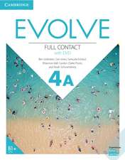 Evolve Level 4A Full Contact with DVD