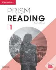 Prism Reading Level 1 Teacher's Manual