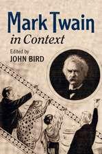 Mark Twain in Context
