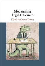 Modernising Legal Education