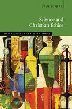 Science and Christian Ethics