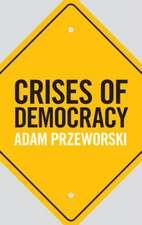 Crises of Democracy