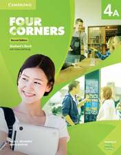 Four Corners Level 4A Student's Book with Online Self-Study