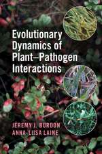 Evolutionary Dynamics of Plant-Pathogen Interactions