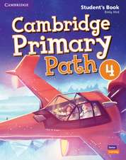 Cambridge Primary Path Level 4 Student's Book with Creative Journal American English