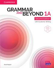 Grammar and Beyond Level 1A Student's Book with Online Practice