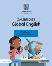 Cambridge Global English Workbook 6 with Digital Access (1 Year): for Cambridge Primary English as a Second Language