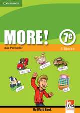 More! 7e My Word Book Swiss German Edition