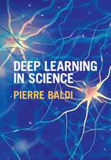 Deep Learning in Science