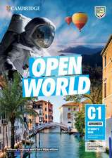 Open World Advanced Student's Book with Answers