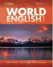 World English Middle East Edition 1:  Combo Split a + CD-ROM
