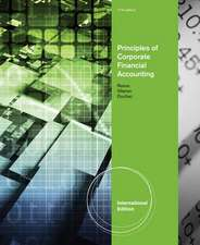 Warren, C:  Principles of Corporate Financial Accounting, In