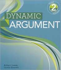 Dynamic Argument, Brief
