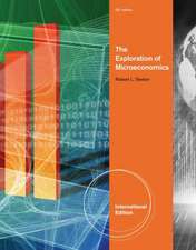 The Exploration of Microeconomics, International Edition