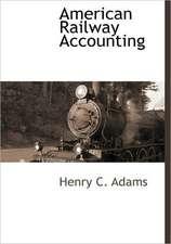 American Railway Accounting