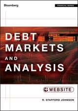 Debt Markets and Analysis: + Website