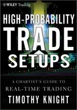 High–Probability Trade Setups: A Chartist's Guide to Real–Time Trading