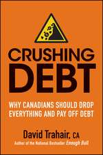 Crushing Debt: Why Canadians Should Drop Everything and Pay Off Debt