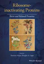 Ribosome–inactivating Proteins: Ricin and Related Proteins