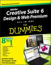 Adobe Creative Suite 6 Design and Web Premium All–in–One For Dummies