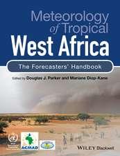Meteorology of Tropical West Africa: The Forecasters′ Handbook