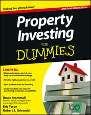Property Investing For Dummies – Australia