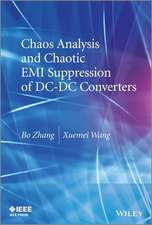 Chaos Analysis and Chaotic EMI Suppression of DC–DC Converters
