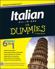 Italian All–in–One For Dummies