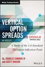 Vertical Option Spreads: A Study of the 1.8 Standard Deviation Inflection Point + Website
