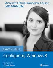 Exam 70–687 Configuring Windows 8 Lab Manual
