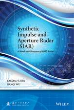 Synthetic Impulse and Aperture Radar (SIAR): A Novel Multi–Frequency MIMO Radar
