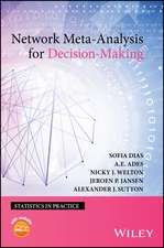Network Meta–Analysis for Decision–Making