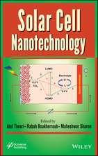 Solar Cell Nanotechnology