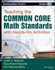 Teaching the Common Core Math Standards with Hands–On Activities, Grades 9–12