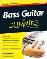 Bass Guitar for Dummies:  Methods, Approaches, and New Directions for Social Sciences