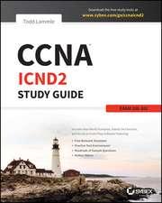 CCNA ICND2 Study Guide: Exam 200–101
