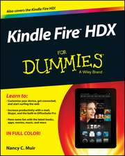 Kindle Fire HDX for Dummies:  Nine Lessons from Nature for Enterprise Growth and Career Success