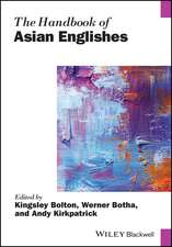 The Handbook of Asian Englishes