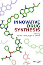 Innovative Drug Synthesis