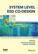 System Level ESD Co–Design