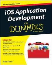 iOS App Development For Dummies