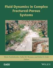 Fluid Dynamics in Complex Fractured–Porous Systems
