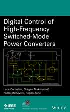 Digital Control of High–Frequency Switched–Mode Power Converters