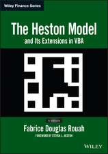 The Heston Model and Its Extensions in VBA + Website