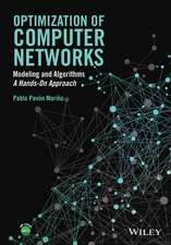 Optimization of Computer Networks: Modeling and Algorithms: A Hands–On Approach
