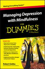 Managing Depression with Mindfulness for Dummies:  Antennas, Propagation, and RF Systems