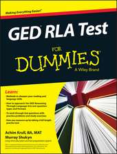 GED RLA for Dummies:  Antennas, Propagation, and RF Systems