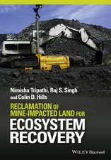 Reclamation of Mine-Impacted Land for Ecosystem Recovery:  A Quantitative Approach to Building Trading Strategies