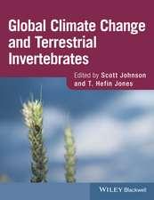 Invertebrates and Global Climate Change