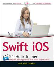 Swift iOS 24–Hour Trainer